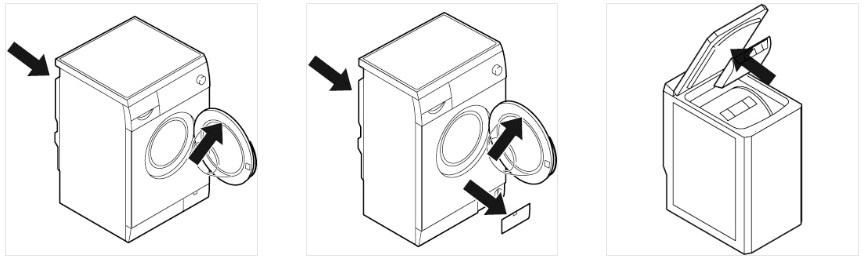 Repuestos para lavadoras Miele